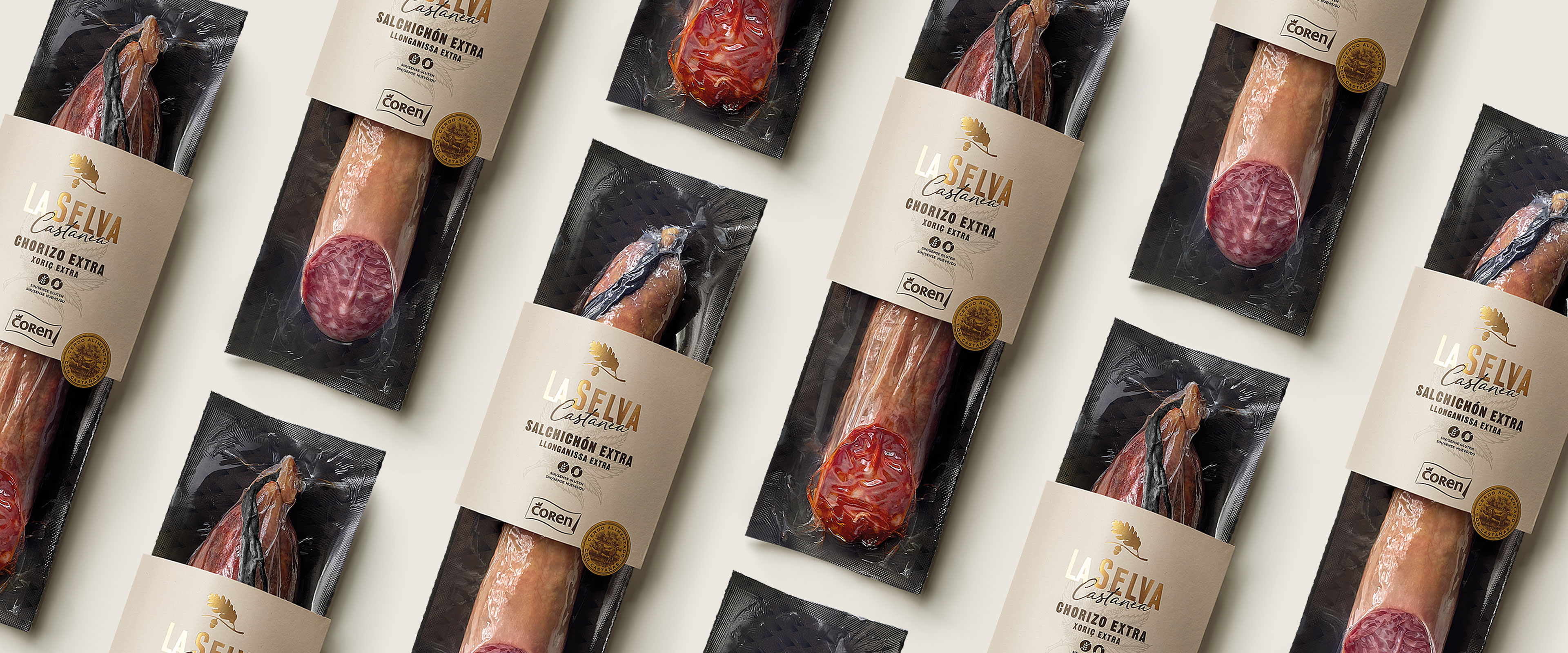 A charcuterie tradition with a different flavour